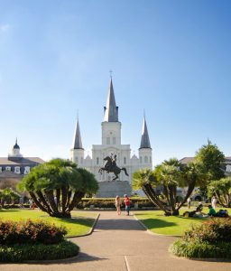 Weddings in Jackson Square