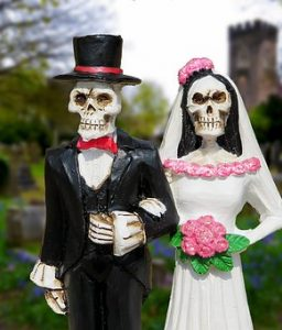 Halloween Wedding Venues In NOLA