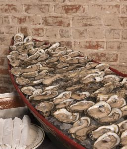 Spend Your Wedding Day at the Bar (Oyster Bar)