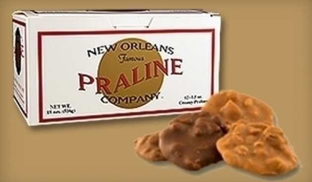 New Orleans Famous Pralines